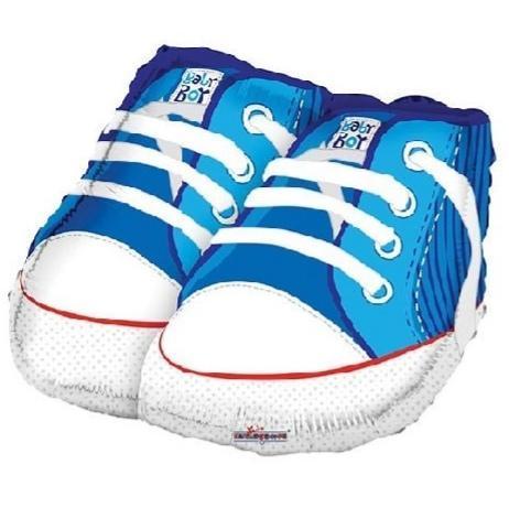 Фольгированный шар BabyBoySneakers
