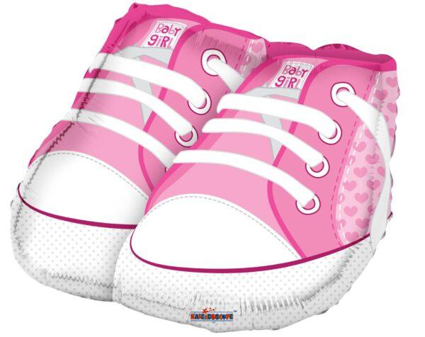 Фольгированный шар BabyGirlSneakers