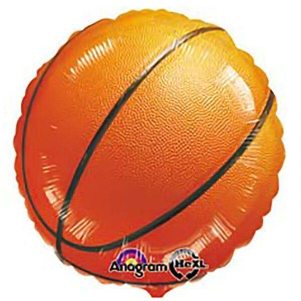 Фольгированный шар Basketball