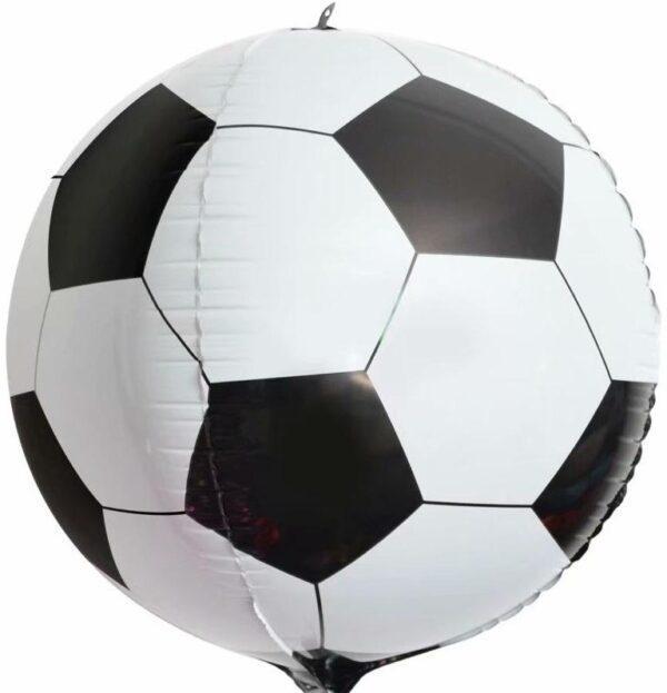 Фольгированный шар Football 3D