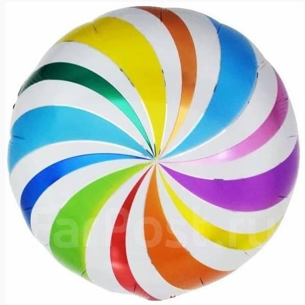 Фольгированный шар Lolipop