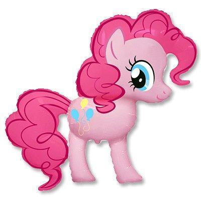 Фольгированный шар Пони Пинки Пай
