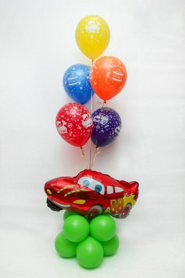 Композиция из шаров