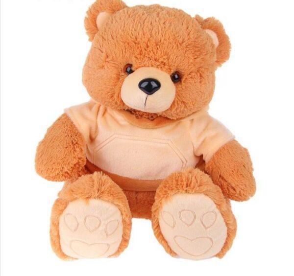 Плюшевый медведь Эдди 50 см